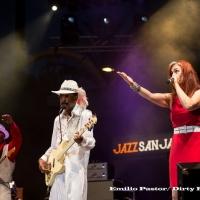 Larry Graham Jazz San Javier 2015