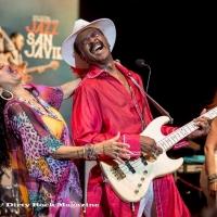 Larry Graham en el Jazz San Javier 2015
