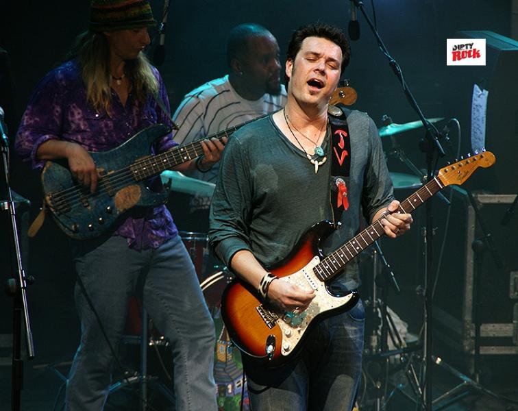 The Royal Southern Brotherhood San Javier 2015 guitarrista