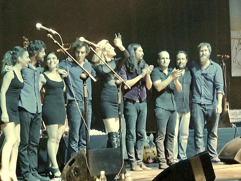 Royal Southern Brotherhood y Aurora & The Betrayers calentaron los Veranos de la Villa en Madrid 2015