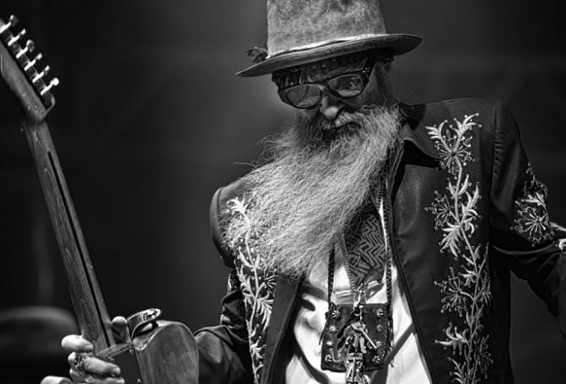 Billy Gibbons publica Perfectamundo, su primer disco en solitario 2015