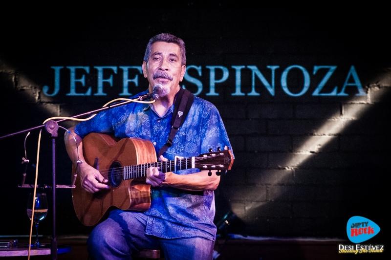 Jeff Espinoza en Barcelona presentando Gypsy Runner 2015