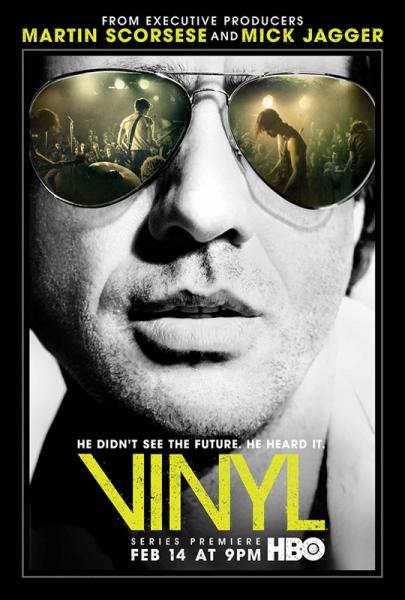 Vinyl, la nueva serie de televisión de Mick Jagger y Martin Scorsese