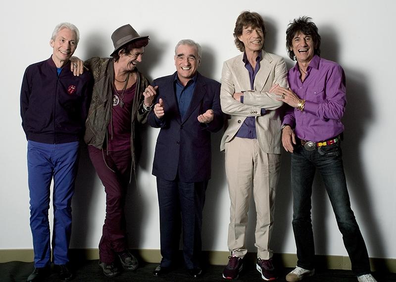 Vinyl, la nueva serie de televisión de Mick Jagger y Martin Scorsese 2016