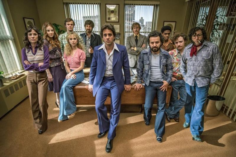 Vinyl, la nueva serie de televisión de Mick Jagger y Scorsese