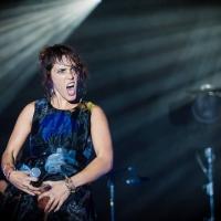 ZAZ en Barcelona cerrando el Guitar Fest BCN 2015