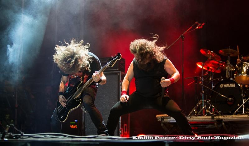 Warcry en el Leyendas del Rock 2015