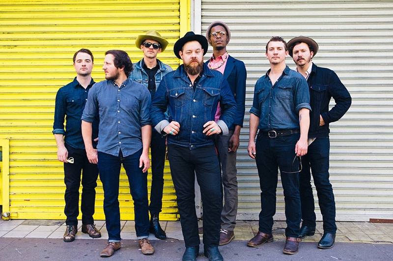 Nathaniel Rateliff & The Night Sweats, nuevo disco de retro Soul Rock