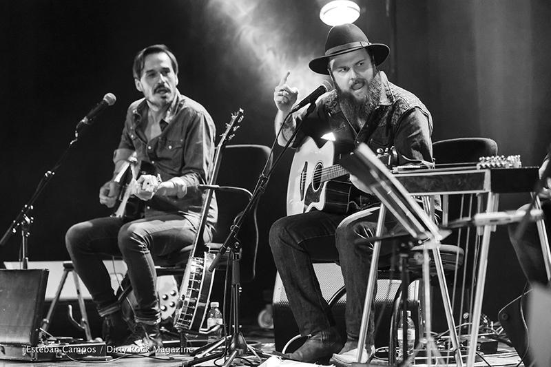 Red Beard gira otoño 2015