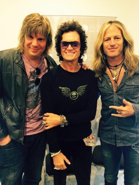 Glenn Hughes gira en España con Doug Aldrich y Pontus Engborg