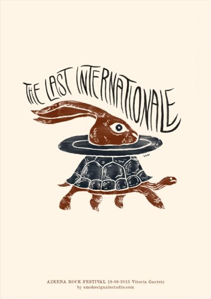 THE LAST INTERNATIONALE SSS