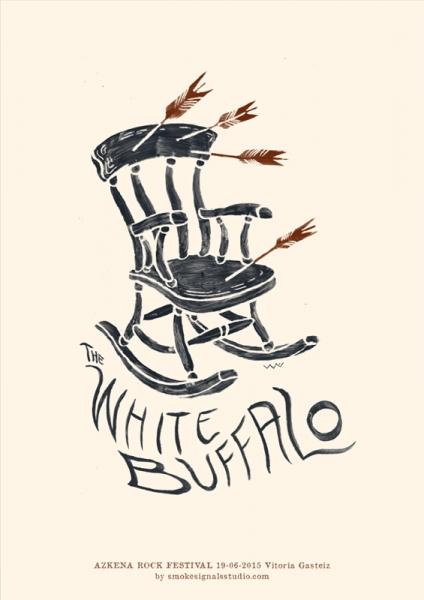 the white bufalo