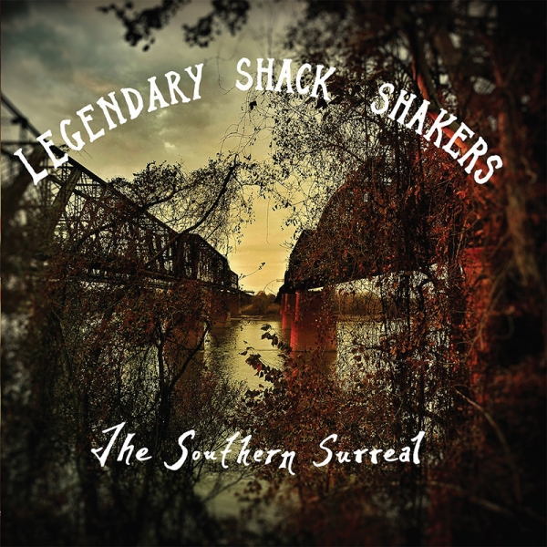 The Legendary Shack Shakers publican nuevo disco The Southern Surreal
