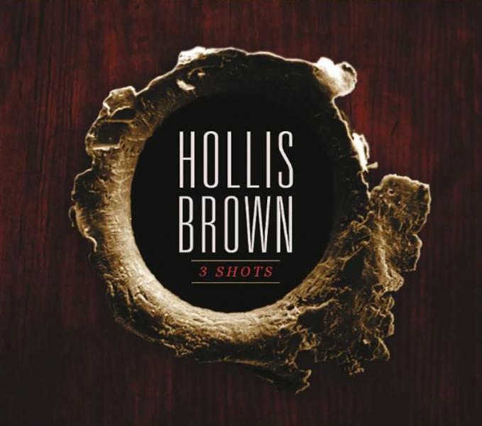 Hollis Brown anuncian nuevo disco 3 Shots y gira española en noviembre 2015