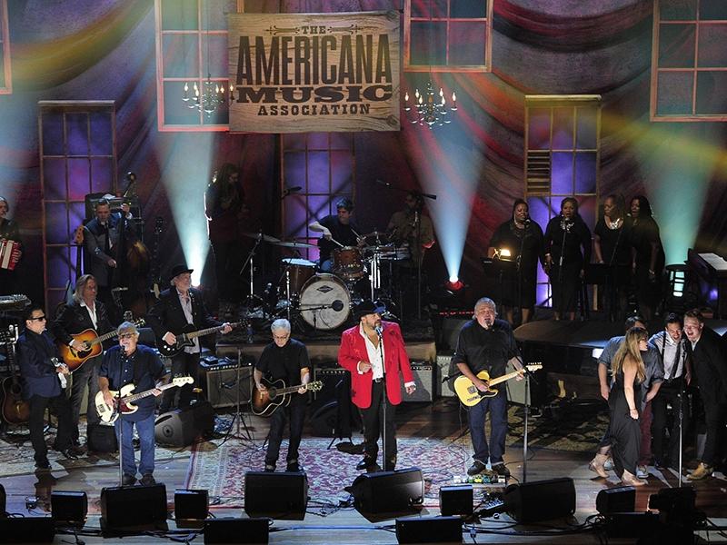 Premios de la Americana Music 201 ganadores