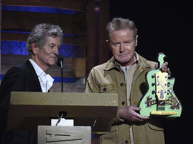 Premios de la Americana Music 2015 y sus ganadores Don Henley