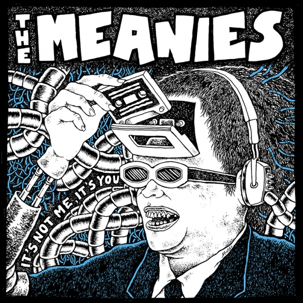 The Meanies It's Not Me, It's You nuevo y gira española 2016