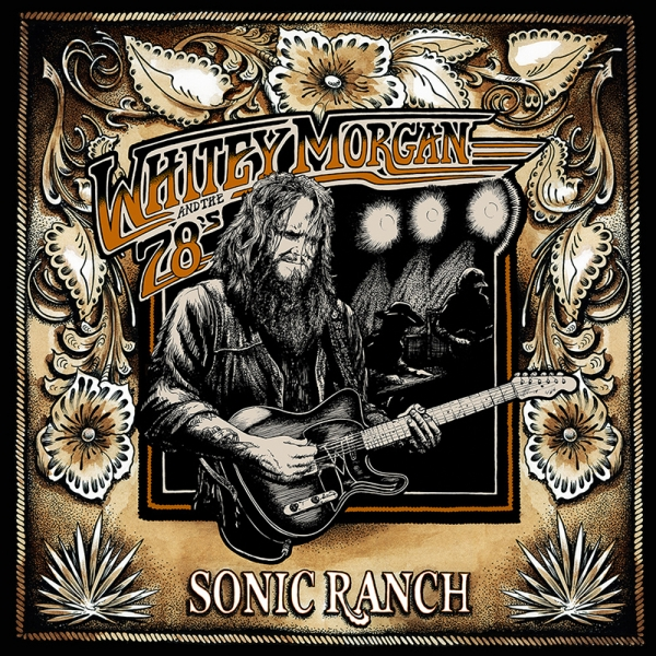 Whitey Morgan publica Sonic Ranch tras su álbum de versiones y directo