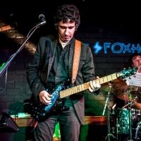 The Foxholes en concierto sala Monasterio.3