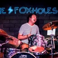 The Foxholes en concierto sala Monasterio.4