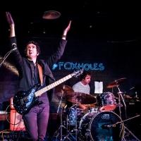 The Foxholes en concierto sala Monasterio.5