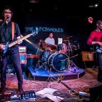 The Foxholes en concierto sala Monasterio.7