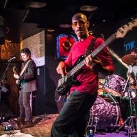 The Foxholes en concierto sala Monasterio