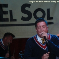The Dragtones sala el sol Dirty Rock Angel Manuel Hernandez Montes 1