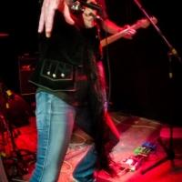 Stacie Collins en Barcelona Rocksound .1