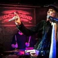 Stacie Collins en Barcelona Rocksound 2015