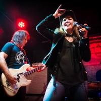 Stacie Collins en Barcelona Rocksound