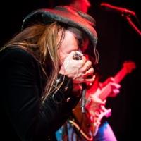 Stacie Collins en Barcelona sala Rocksound