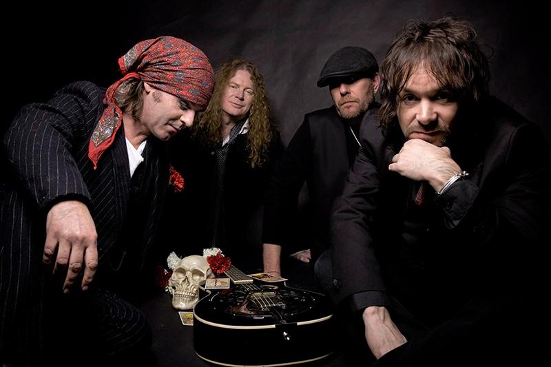 The Quireboys entrevista, nuevo disco St Cecilia & the Gypsy Soul gira en España
