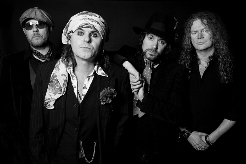 The Quireboys entrevista, nuevo disco St Cecilia & the Gypsy Soul tour 2015