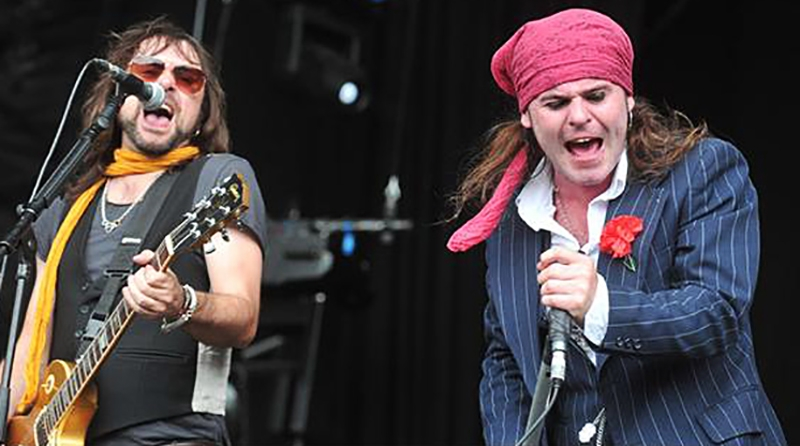 The Quireboys entrevista, nuevo disco St Cecilia & the Gypsy Soul y gira española Guy Griffin