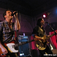 Will Hoge Small Town Dreams nuevo disco en concierto London