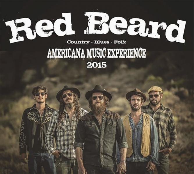 Red Beard Gira española 2015
