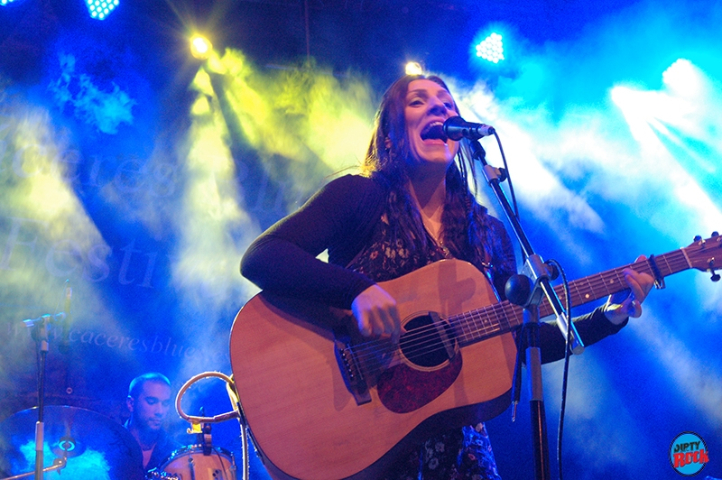 DANI WILDE festival Blues Cáceres