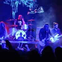 Uncle Acid and the Deadbeats Madrid 2015.1