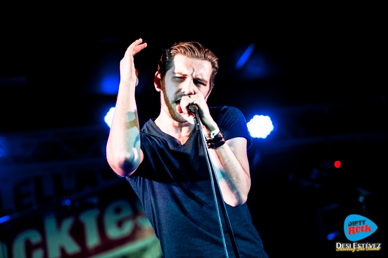 Albany Down en el Calella Rockfest 2015.2
