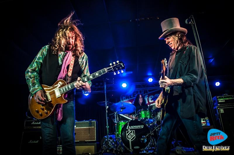 Dan Baird and The Homemade Sin en el Calella Rockfest 2015.11