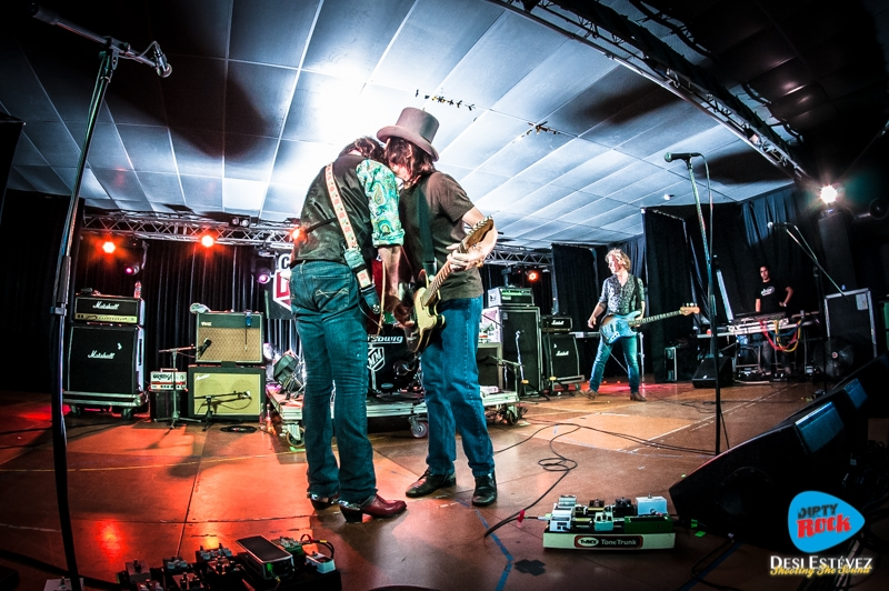 Dan Baird and The Homemade Sin en el Calella Rockfest 2015.2