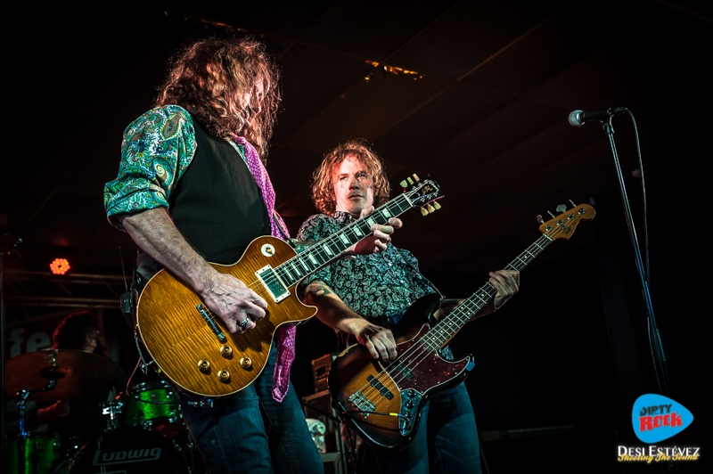 Dan Baird and The Homemade Sin en el Calella Rockfest 2015.5