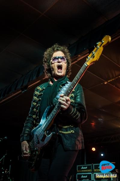 Glenn Hughes en el Calella Rockfest 2015.5
