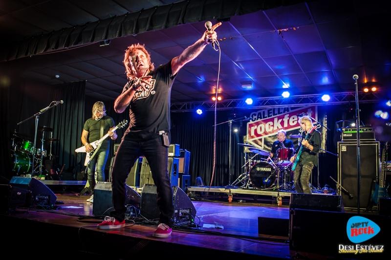 House of X en el Calella Rockfest 2015.2