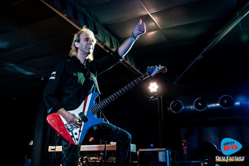 House of X en el Calella Rockfest 2015.9