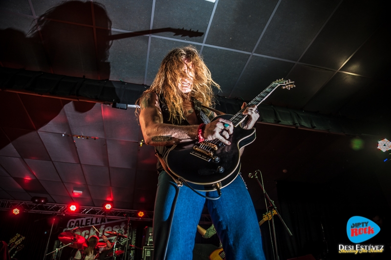 Jared James Nichols en el Calella Rockfest 2015.5