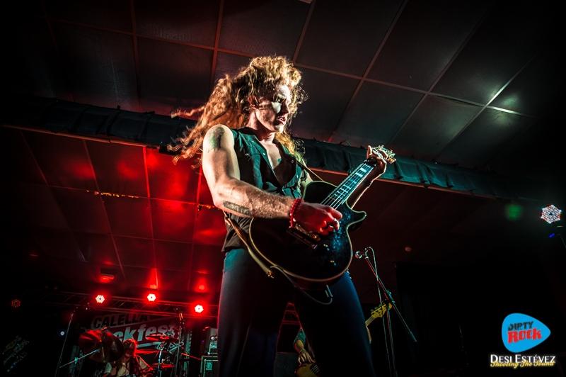 Jared James Nichols en el Calella Rockfest 2015.7