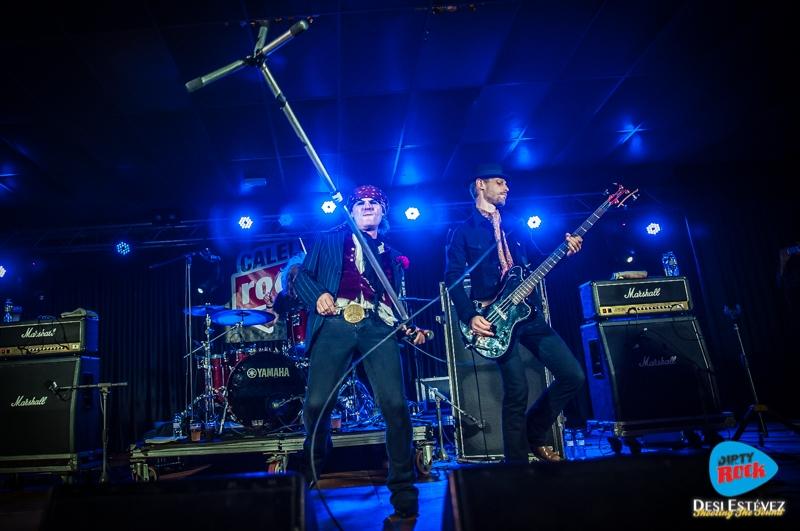 The Quireboys en el Calella Rockfest 2015