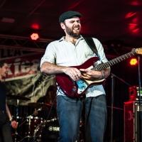 Albany Down en el Calella Rockfest 2015